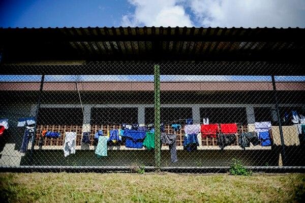 Marín tenía que llegar a dormir varias noches a la semana a la cárcel de San Luis, pero un día salió y no volvió. Foto: Marcela Bertozzi.