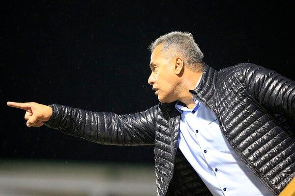 Hernán Torres dirigió a la Liga el torneo pasado. Foto: Rafael Pacheco