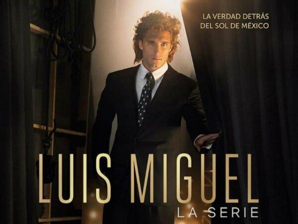 La serie sobre la vida del cantante se estrenó el 22 de abril en Netflix. Netflix