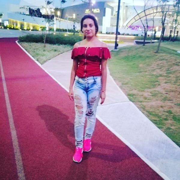 Adriana desapareció el 14 de diciembre en Heredia. Foto: OIJ.