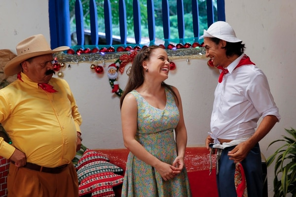Rosalinda contaría con el apoyo de Juan Vainas y su clan. Fotos: Mayela López