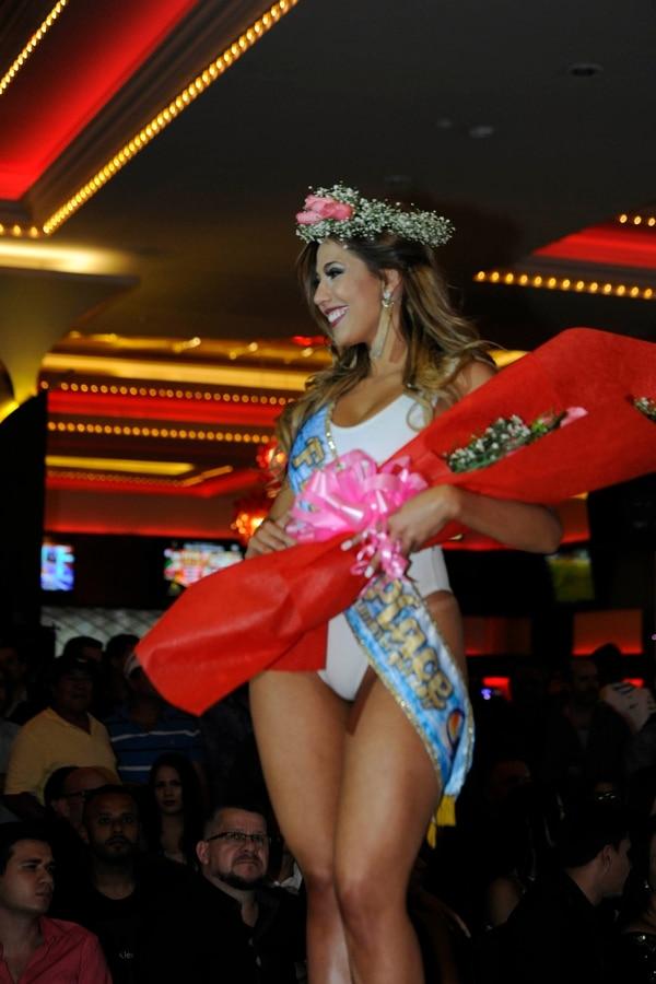 Chaves fue la ganadora Tercera edicion Summer Girl.