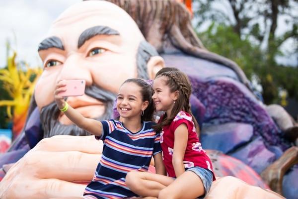 Los visitantes podrán disfrutar de la nueva atracción Soñando con Tío Conejo.