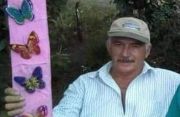 Isidro Ramón Carranza Campos, de 57 años, le decían de cariño: Chilo. Foto: Tomado de Facebook