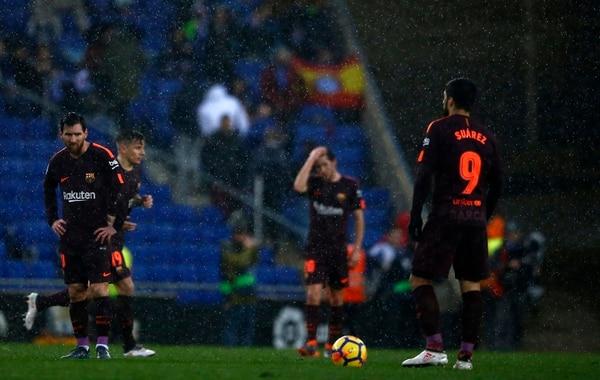 FC Barcelona vs Espanyol EN VIVO ONLINE por LaLiga Santander