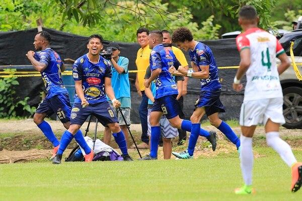 Jicaral tendrá un año a puro fútbol de primera. Foto: Rafael Pacheco