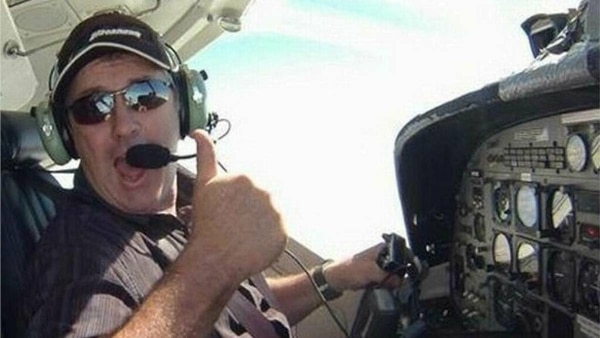 La cadena BBC de Gales, descubrió que el piloto David Ibbotson, de la nave donde murió Emiliano Sala, no debía volar de noche. AFP