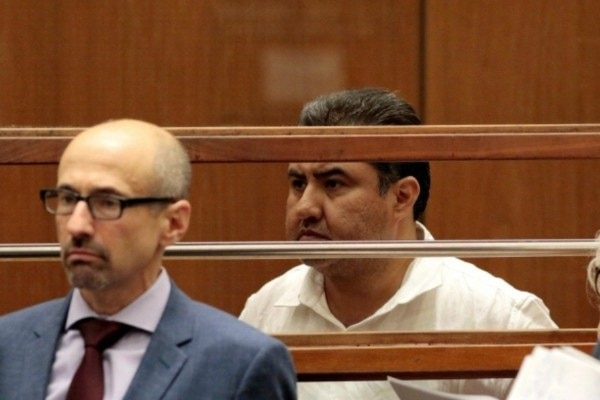García está ahora preso en Estados Unidos.