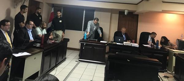 El miércoles, antes de la 1:30 de la tarde, la exagente debe dar su declaración. Foto: LT