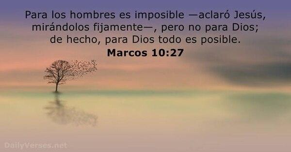 Este es uno de los mensajitos bíblicos que son parte del perfil de Face de José Mario.