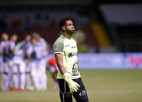 A Pemberton le quedan seis meses de contrato con la Liga, en el equipo ya le dijeron que no lo van a renovar. Albert Marín.