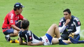Se les cayeron las medallas a Keylor Navas, Bryan Ruiz y Celso Borges