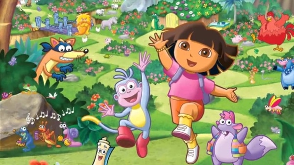 La película contará la vida de Dora adolescente. Nickelodeon.com