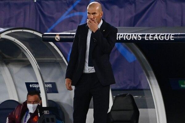 Muchos aseguran que el ciclo de Zinedine Zidane en el Real Madrid acabó. Foto: Archivo AFP