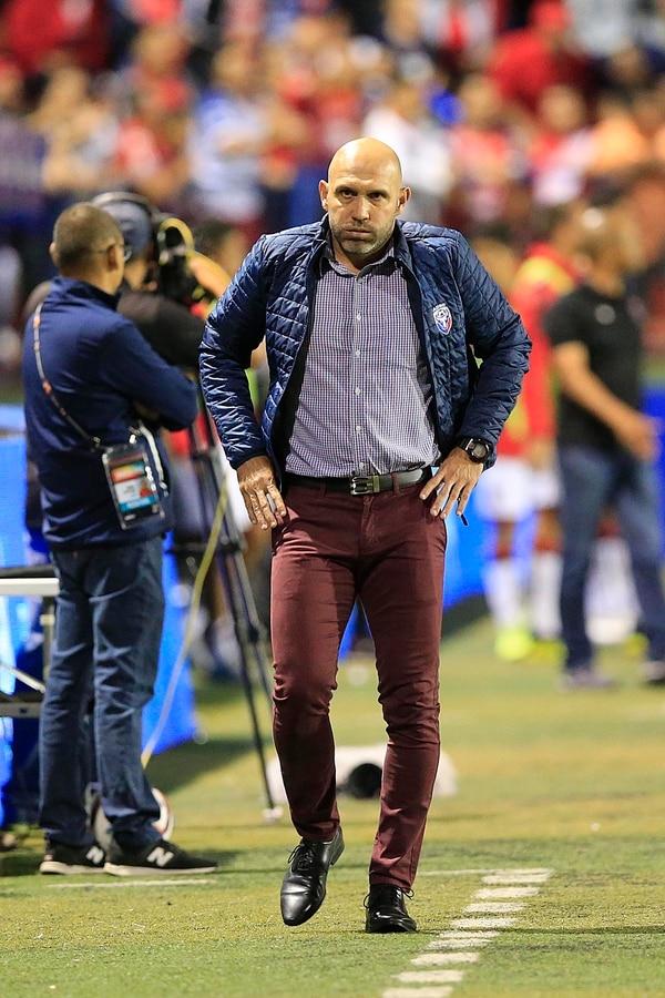 Marín aprovechó muy bien los puntos bajos de su querida Liga. Rafael Pacheco