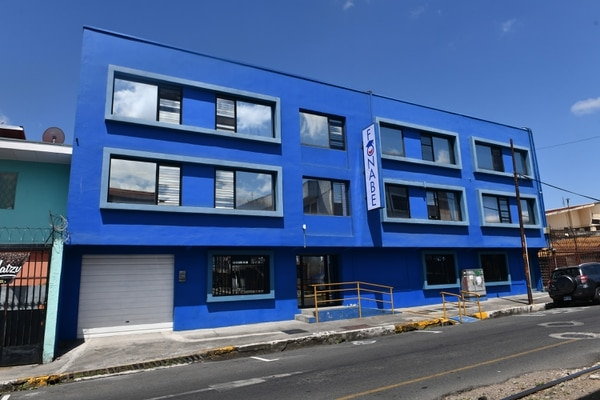 Por el alquiler del edificio de Fonabe se pagaban 12,6 millones de colones. Foto de Jorge Castillo