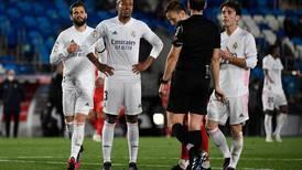 El Real Madrid desaprovecha la oportunidad de encaramarse a la cima de la Liga Española