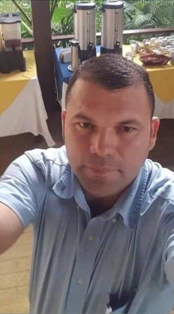 Douglas Alberto Escorcia Valle, de 48 años, tenía 24 años de vivir en suelo tico. Foto: Cortesía de Bismark Lebron para LT