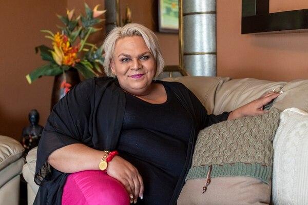Natasha asegura que sufrió muchos maltratos en su infancia y adolescencia. Fotografía José Cordero