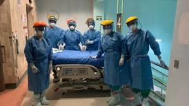 Ingresa un nuevo paciente cada nueve minutos a un hospital debido al covid-19