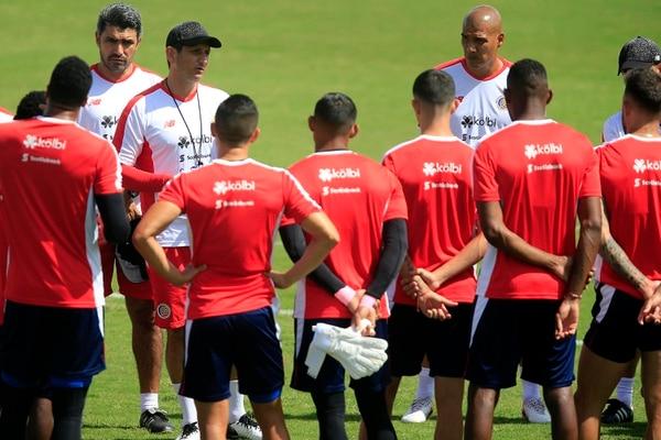 Ronald González espera poder sorprender este jueves a Curazao y ganar su primer partido por puntos. Foto: Rafael Pacheco