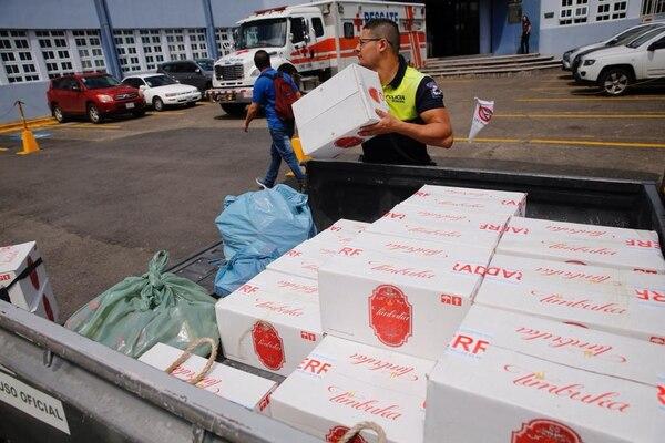 Las autoridades están en alerta para decomisar todo el producto que logren detectar. Foto: Albert Marín