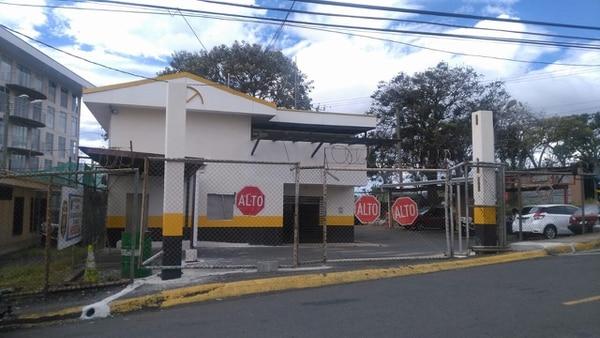 En la delegación de Heredia confirmaron que el oficial no está suspendido. Foto: Bryan Castillo.