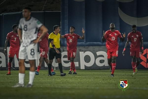 Panamá hizo una primera ronda perfecta, con 19 goles. Fepafut.