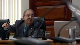 Fiscalía acusó al diputado Mario Castillo, del PAC, por conducción temeraria