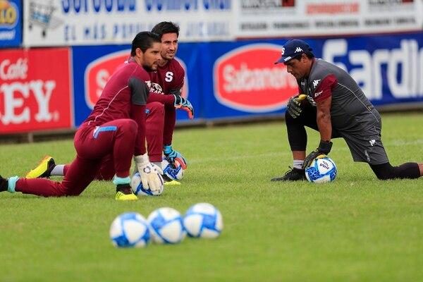Alejandro Gómez es el último señalado, pero Kevin Briceño lo defendió. Foto: Rafael Pacheco