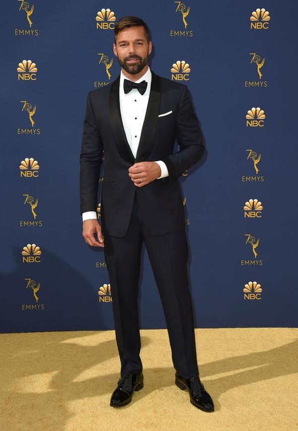 Ricky Martin está casado con el pintor Jwan Yosef y tienen tres hijos.AP.