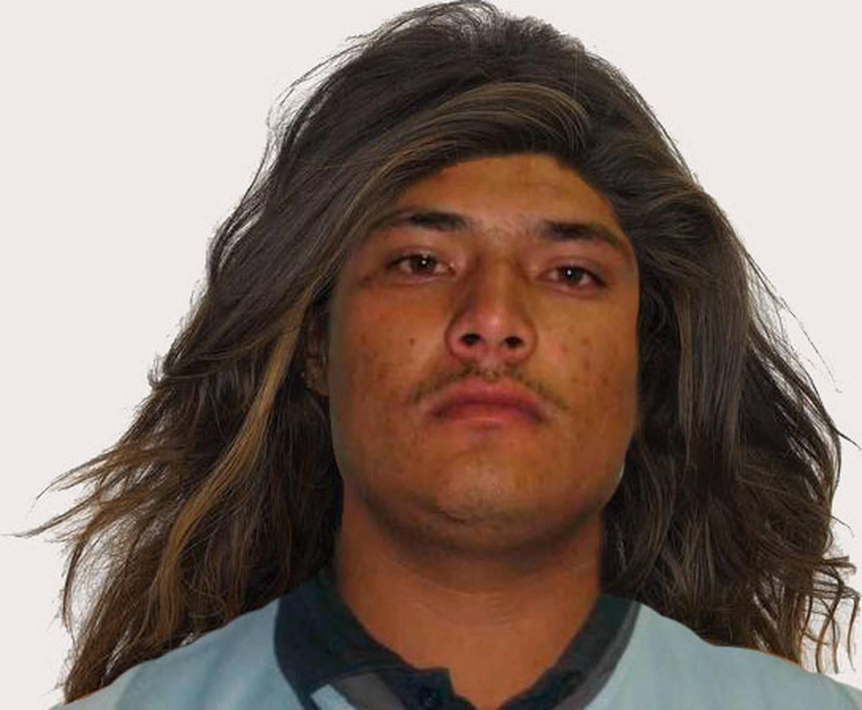 Roy Hernández Chavarría, el hombre más buscado por el OIJ durante el 2009. Foto Archivo.