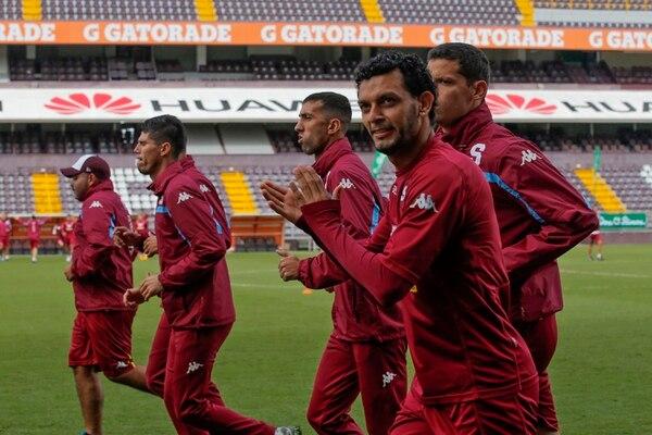 Barrantes aterrizó en el Saprissa esta temporada, luego de jugar el torneo anterior con Grecia. Fotos: Mayela López