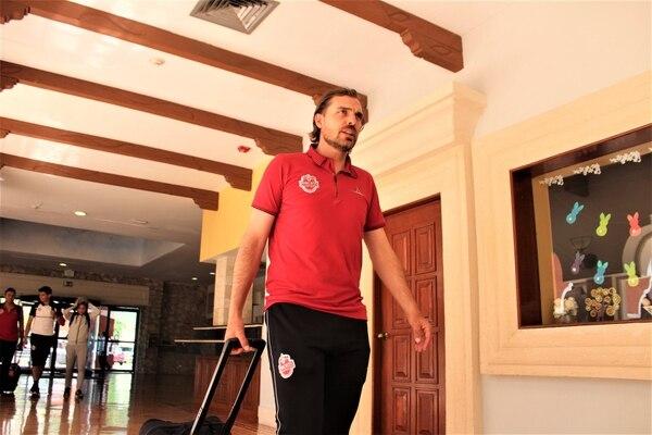 En Zacatecas ahora andan buscando el reemplazo de Andrés. Foto: Mineros FC Zacatecas