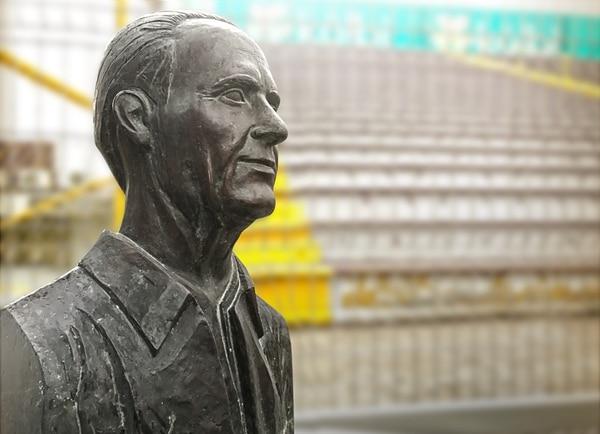 Muchos morados piensan que don Ricardo fue el fundador del equipo. Foto: Cortesía Saprissa