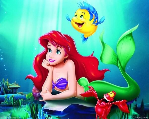 El escritor Hans Christian Andersen fue quien creó a Ariel. Archivo