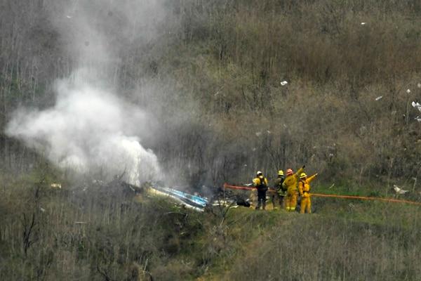 Algunos estarían tratando de aprovecharse con imágenes tomadas en el accidente del 26 de enero. Foto: AP