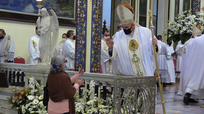 Ruah Cantando Vida es el grupo integrado por cuatro sacerdotes de San Carlos que le dedicaron una canción a La Negrita el 26 de julio del 2021 en la propia basílica de Nuestra Señora de Los Ángeles en Cartago