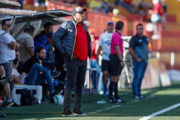 Medford volverá al Team luego de ser bicampeón en su primer paso con los florenses Fotografía José Cordero