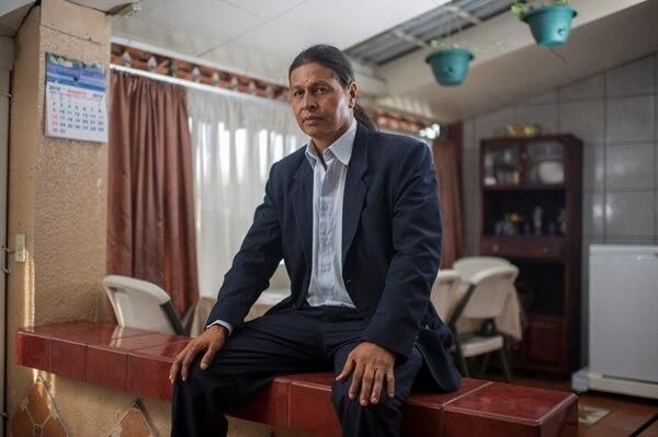 El primillo de Kenneth es el Mincho Mayorga. Fotografia Jose Cordero