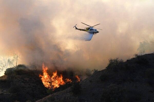 Ya fue declarada el estado de emergencia. AFP