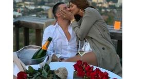 Así fue la propuesta de matrimonio de Jale Berahimi