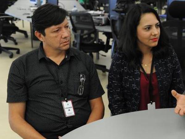 Alejandro Sáenz y su esposa Cindy Picado han tenido múltiples avistamientos y creen que los extraterrestres nos cuidan. Foto: Archivo.