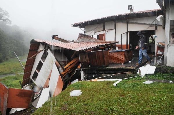 Este lunes a las 10 de la mañana habrá un simulacro de sismo a nivel nacional. Foto.Manuel Vega/Archivo
