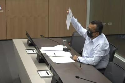 Alcalde niega que muni de Corredores construyera puente en propiedad de supuesto líder narco