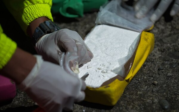 Por Amberes entra la mayor parte de la cocaína que llega de Suramérica.
