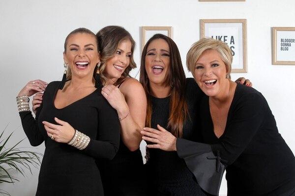 La exmiss Costa Rica 2014 también demandó a las cuatro presentadoras del programa Divas pero divinas. Foto: Mayela López