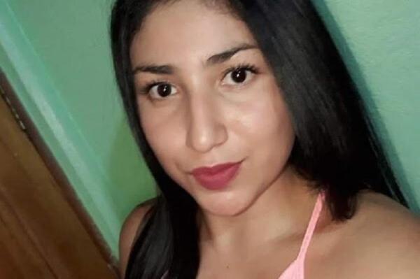 Karolay Serrano Cordero, de 25 años, dejó una hija de 4 años.