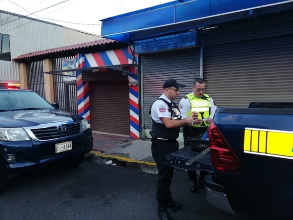 La Policía de Tránsito vigilará playas y lugares turísticos. Foto: Cortesía para La Teja.